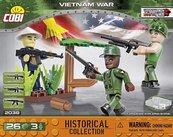 Klocki Cobi Vietnam War Cobi 2038 - Trzy figurki