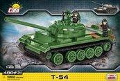 Klocki Cobi T-54 - radziecki czołg podstawowy Cobi 2613