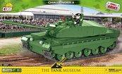 Klocki Cobi Challenger II - brytyjski czołg podstawowy Cobi 2614