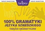 100% gramatyki języka szwedzkiego