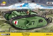 Klocki Cobi Czołg Tank Mark 1 Cobi 2972