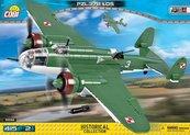 Klocki Cobi Polski średni bombowiec PZL.37B Łoś Cobi 5532