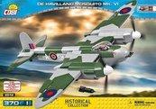 Klocki Cobi Brytyjski samolot myśliwsko-bombowy De Havilland Mosquito Mk.VI Cobi 5542