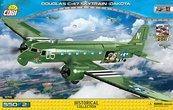 Klocki Cobi Douglas C-47 Skytrain (Dakota) D-Day Edition