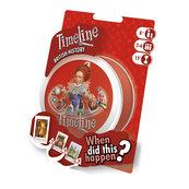 Timeline: British History (Gra karciana)