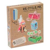 Re-Cycle-Me Zestaw Kreatywny Ogród 5 zabawek