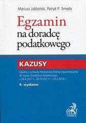 Egzamin na doradcę podatkowego Kazusy