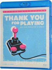 Thank You For Playing: Kultowe magazyny o grach - Blu-Ray