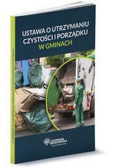 Ustawa o utrzymaniu czystości i porządku w gminach