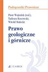 Prawo geologiczne i górnicze