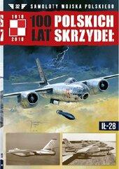 100 lat polskich skrzydeł Tom 32 IŁ-28