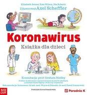Koronawirus. Książka dla dzieci
