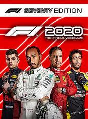 F1 2020 Edycja Siedesiemdziesięciolecia (PC) PL Klucz Steam