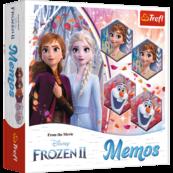 Memos: Frozen II (gra karciana)