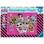 Puzzle XXL LOL Surprise 200 elem.