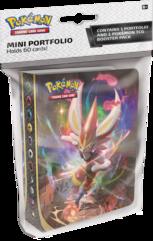 Pokemon TCG: Sword & Shield Rebel Clash - Album Mini na 60 kart + booster