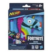 Hasbro Nerf - Wyrzutnia Microshots Fortnite Rainbow Smash