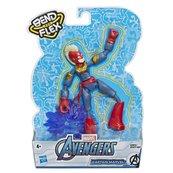 Avengers Bend and Flex - Figurka 15 cm Kapitan Marvel