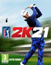 PGA TOUR 2K21 (PC) PL klucz Steam
