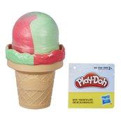 Play-Doh - Ciastolina Lody dla ochłody w rożku