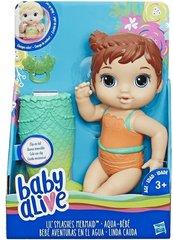 Baby Alive. Syrenka, brązowe włosy