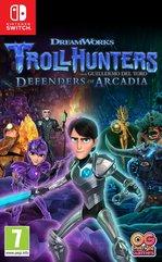 Trollhunters (Łowcy Troli) : Defenders of Arcadia (Switch)