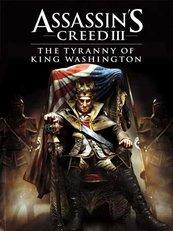 Assassin's Creed III The Tyranny of King Washington Part 1 The Infamy (PC) klucz Uplay