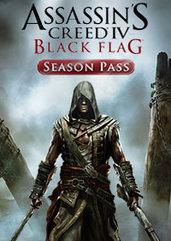 Assassin's Creed IV Black Flag Season Pass (PC) klucz Uplay