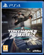 Tony Hawk's Pro Skater 1+2 Edycja Kolekcjonerska (PS4)