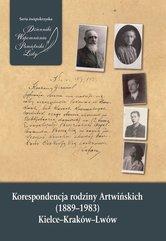 Korespondencja rodziny Artwińskich (1889-1983).