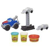 Ciastolina Zestaw holownik Play-Doh Wheels