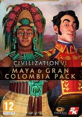 Civilization VI – Pakiet Majów i Wielkiej Kolumbii (PC) Klucz Steam