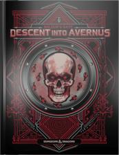 Dungeons & Dragons: Descent Into Avernus - Alternate Cover (edycja angielska)