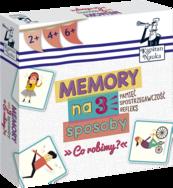 Kapitan Nauka - Memory na 3 sposoby - Co robimy?