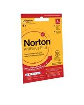 Program Antywirusowy Norton AntiVirus Plus 2GB (1 urządzenie, 12 miesięcy)