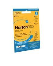 Program Antywirusowy Norton 360 Deluxe 25 GB (3 urządzenia, 12 miesięcy)