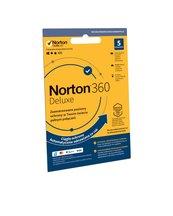 Program Antywirusowy Norton 360 Deluxe 50GB (5 urządzeń, 12 miesięcy)