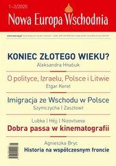 Nowa Europa Wschodnia 1-2/2020