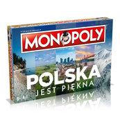 Monopoly: Polska jest piękna (nowa edycja) (gra planszowa)