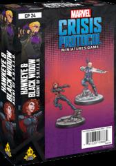 Marvel: Crisis Protocol - Hawkeye & Black Widow, Agent of S.H.I.E.L.D.