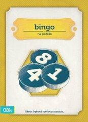 Klasyczna gra na podróż - Bingo