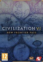 Civilization VI Przepustka New Frontier (MAC) Klucz Steam