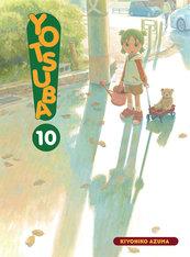 Yotsuba! #10