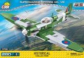 Klocki Cobi Supermarine Spitfire Mk.VB - myśliwiec brytyjski Cobi 5707