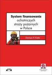 System finansowania ochotniczych straży pożarnych w Polsce