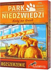 Park Niedźwiedzi: Kolej na Grizli (gra planszowa)