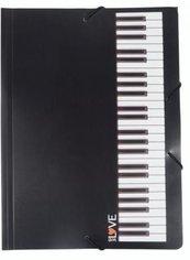 Teczka - klawiatura