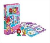 Shuffle Disney Księżniczki Ariel i Roszpunka