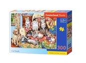 Puzzle 300 Cat family CASTOR