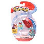 Pokemon Clip'N'Go Pokeball Totodile